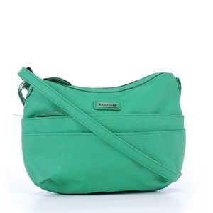 Rosetti Green Triple Play Clara Crossbody Bag New